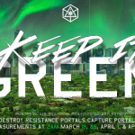 #KeepItGreen